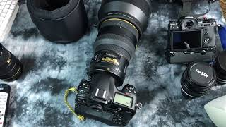 😂 NIKON'S MOST OBNOXIOUS Monster Lens 200mm f2 Nikkor