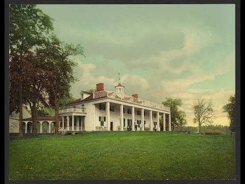 The Presidency Preview: Mount Vernon Design