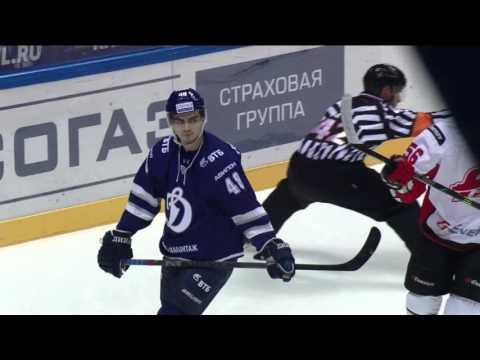 Avangard @ Dynamo 10/17/2015 / Динамо Мск - Авангард 2:1 ОТ