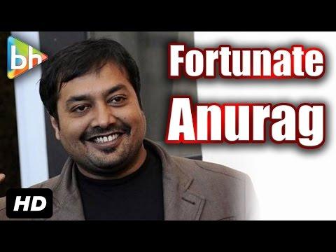 """Everybody Saves Their Best Work For Me"": Anurag Kashyap"