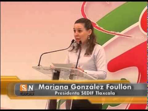 """Presenta SEDIF Tlaxcala programa """"Estamos Contigo"""""""