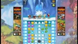 Best Fiends level 31 - Walkthrough - No Booster
