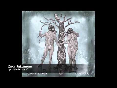 Shahin Najafi - Zaar Mizanam ( Album Tramadol ) video