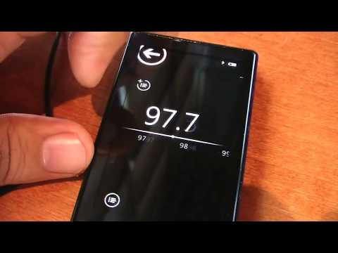 Zune HD Hands-on Preview