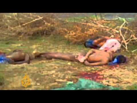 Sri Lanka war massacre
