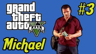 Zueras no GTA 5 -- #3 -- Michael