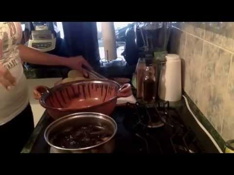 Mi Cocina !!! Receta bisteces en chile pasilla