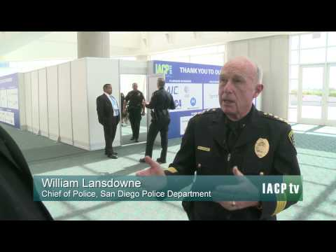 Interview with San Diego Chief of Police, William Lansdowne