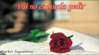 Watch Alejandro Montaner Si No Es Mucho Pedir video
