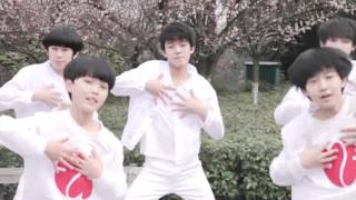 【TF家族】Dance cover Beautiful - BTS