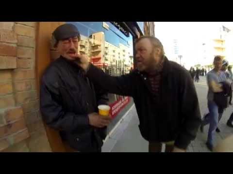 Социальный ролик Бездомные