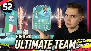BALOTELLI I ELITA?! - FIFA 20 Ultimate Team [#52]