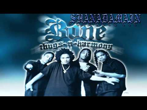 Bone Thugs-N-Harmony Thuggish Ruggish Bone Chopped N Screwed