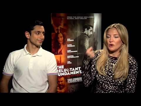 The Reluctant Fundamentalist (2013) Kate Hudson and Riz Ahmed (HD) Riz Ahmed, Kate Hudson