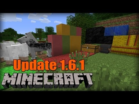 Minecraft Update 1.6.1 - (01.07.2013): Review