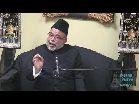 1st Muharram 2019 1441 Maulana Sadiq Hasan Majlis
