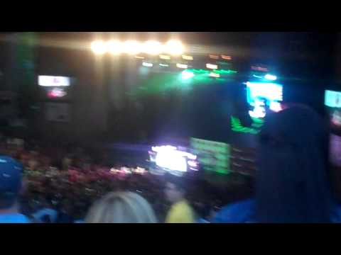 I Gotta Feeling- Taboo of Black Eyed Peas 5/18/13 Kiss Concert 2013