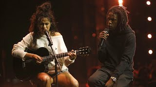 "Jessie Reyez - ""Figures, a Reprise"" ft. Daniel Caesar 