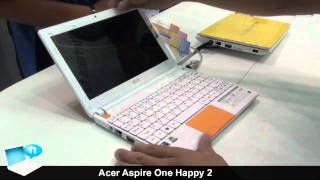 Acer Aspire One Happy 2 colorati