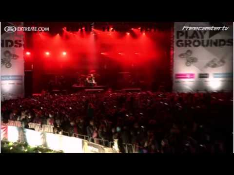 Live @ Telekom Extreme Playgrounds 2011