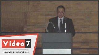 بالفيديو..رئيس مجلس أمناء الجامعة الألمانية: الشباب سيصنعون المستقبل