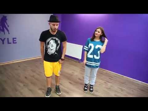 Как научиться танцевать Хип Хоп  за 5 минут -  Урок 4