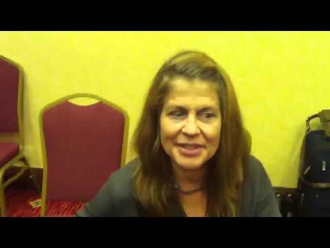 Meeting Linda Hamilton