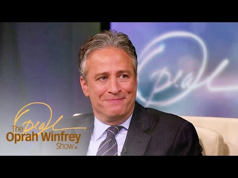 One Thing You Might Not Know About Jon Stewart | The Oprah Winfrey Show | OWN