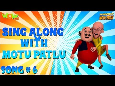 Motu Patlu Title Song Vr.6 thumbnail