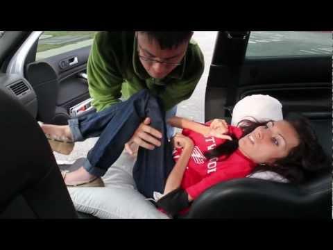 Help Alecia win a wheelchair accessible van