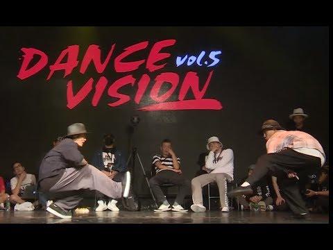 Jenes vs 鸭子 Crazy Duck  Dance Vision vol 5 top 32 thumbnail