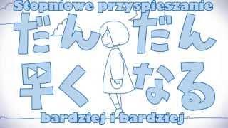 【Soraru ・ Mafumafu】Dan dan hayaku naru【polskie napisy】