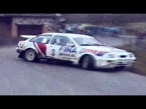 Crazy Ford Sierra Cosworth driver - Sideways action! Episode 3 HD