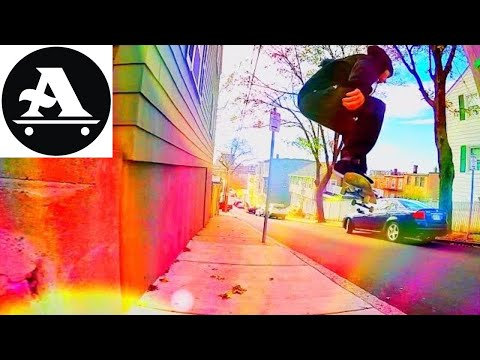 All I Need Skate Boston with Shetler, Westgate and Savage