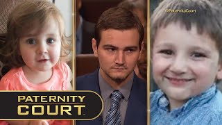 When Your Ex Leaves You with 2 Babies, Then Dates Your Friend (Full Episode)   Paternity Court