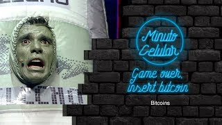Game over insert bitcoin - #MinutoCelular