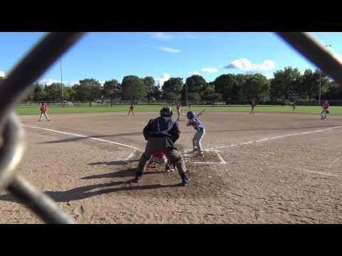 Heat Boys Baseball 4th Grade vs Germantown 6-26-2017
