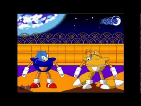 Sonic Shorts Volume 7 HD (By Thewax70)