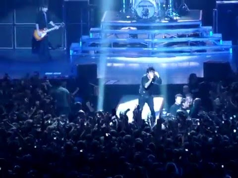 Green Day - Are We The Waiting [part 1] (live @ Ericsson Globe, Stockholm, SWEDEN 11.10.2009)