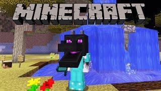 MINECRAFT: Survival #27 - EJDERHA KAFASI!