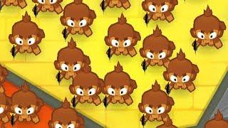 Bloons TD 6 Glitch - Infinite FREE Dart Monkeys! | Bloons Tower Defense 6 Glitch