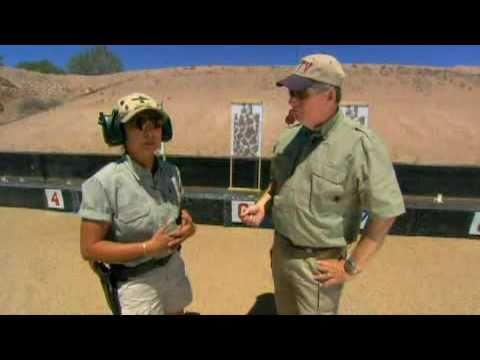 45 Caliber 1911 Defensive Shooting Technique