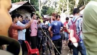 হালদা মুভি - Halda Bangla Movie Shooting