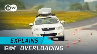 inside it! Overloading Danger | drive it!