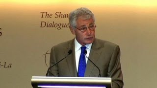 US Defence Secretary fires warning to China over cybercrime  6/1/13