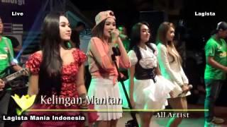 Kelingan Mantan NDX - Nella Kharisma - Lagista Live Kediri 2016