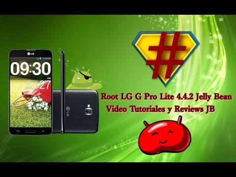 Como Rootear LG G Pro Lite Sin Necesidad de PC 2014