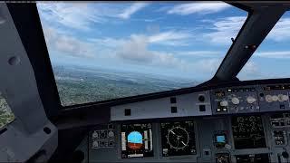 Prepar3d FSL A320 BSS IAE TJSJ-KPHL