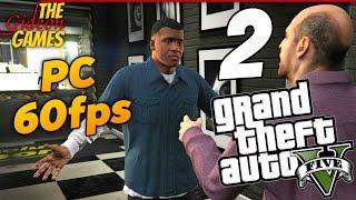 Прохождение GTA 5 с Русской озвучкой (Grand Theft Auto V)[PС|60fps] - Часть 2 (Работник месяца)