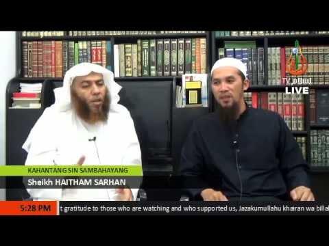 Kahantang sin Sambahayang - Sheikh Haitham Sarhan (Arabic/Tausug)